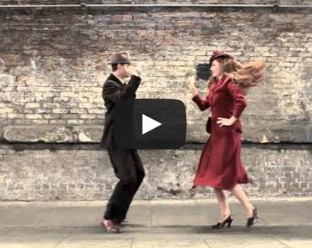 100 години танци и мода в 100 секунди