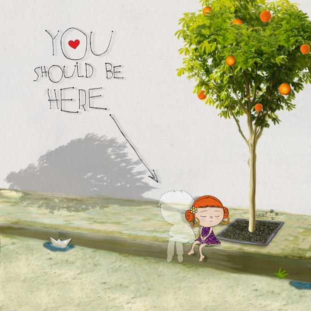 любовната изповед на една червенокоска (илюстрации)