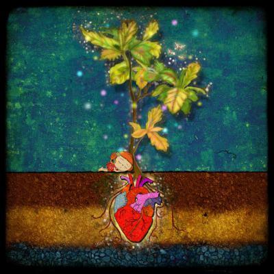 Любовната изповед на една червенокоска (илюстрации и видео)