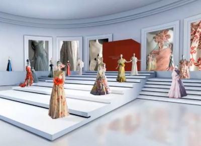"""Първият в света виртуален музей на модата """"отвори врати"""""""
