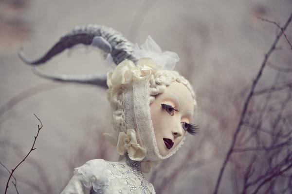Омагьосаният свят на куклите (снимка)