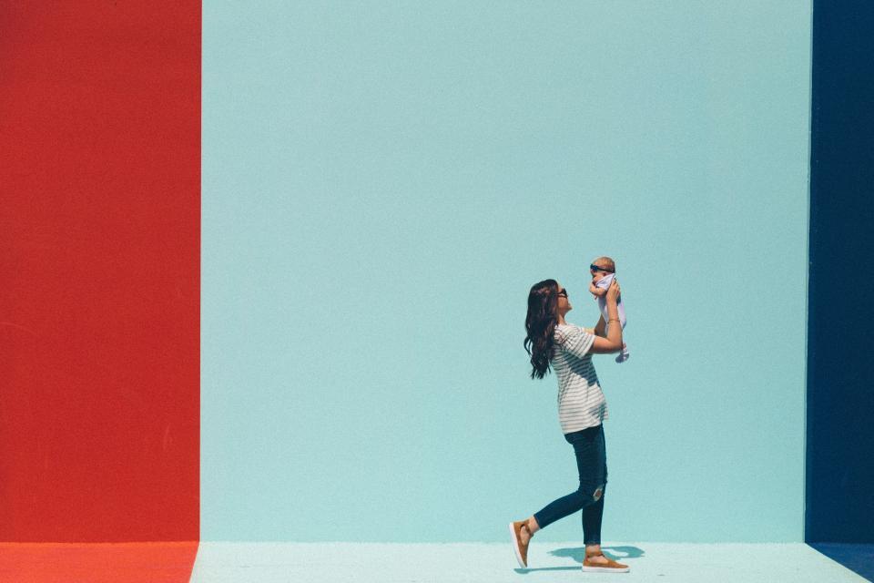 Бебешкият плач ускорява мозъчната дейност на родителите (илюстративна снимка)