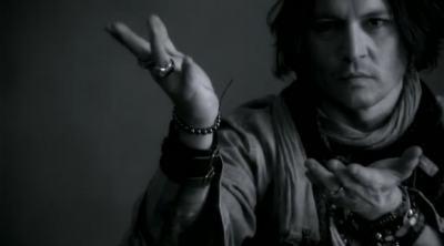 Натали Портман и Джони Деп разказват любовта с жестове (в 3  видео клипа към песента My Valentine на Пол Макартни)