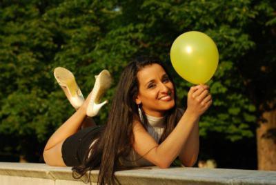 Теодора Цончева: Искам да докосвам хората чрез изкуство и да нося усмивка на лицата им