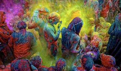 Първият фестивал на цветовете у нас ще ни потопи в багри, музика и танци