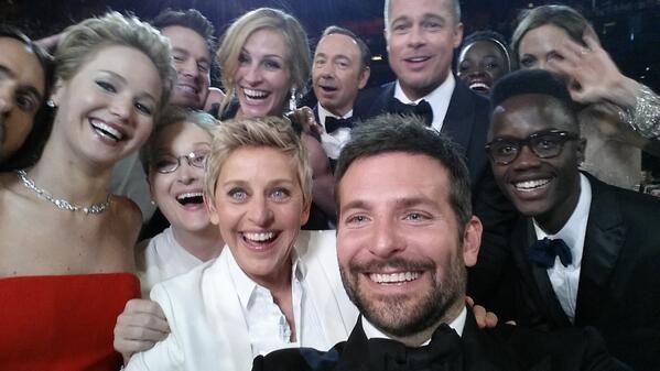 Очаквани и неочаквани победители на 86-тите Оскари. Селфи на звездите е най-споделяната снимка в социалните мрежи