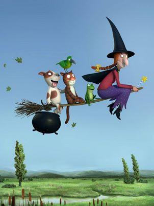 Мини детски филмов фестивал среща децата с Груфало и ги учи да анимират