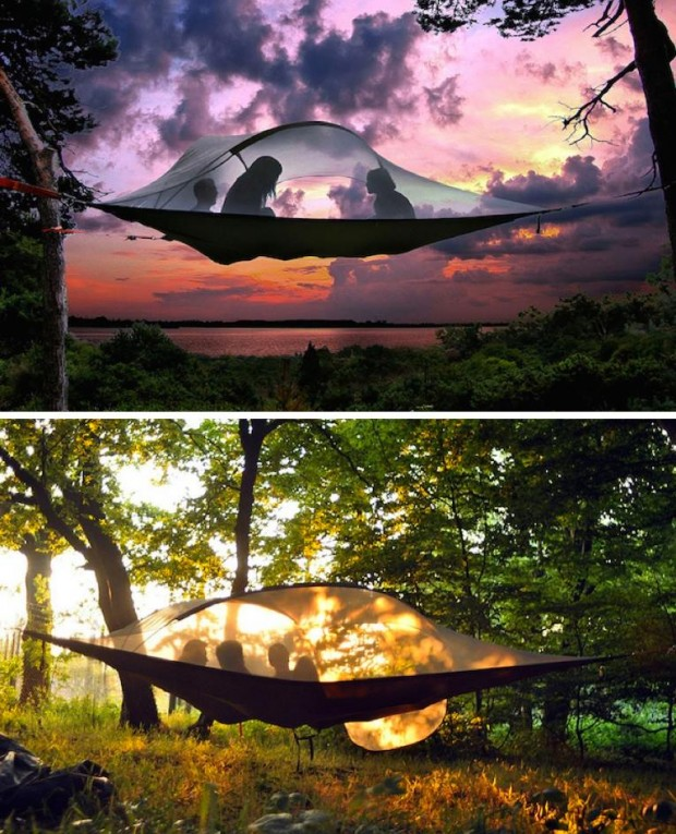 палатка-мечта