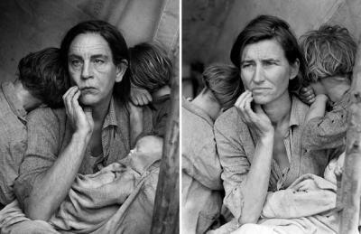 Джон Малкович в ролята на… най-емблематичните портрети на нашето време