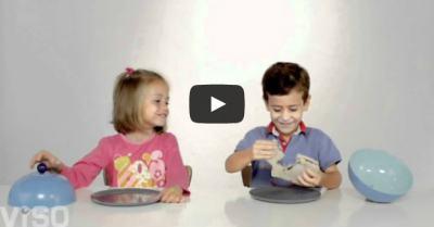Деца ни учат как да спасим света от глад (видео с удивителен експеримент)