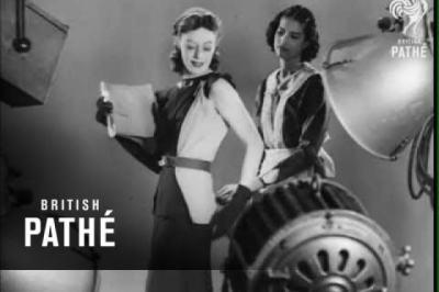 Капсула на времето: видео показва как дизайнерите на 30-те са си представяли модата през 2000-а