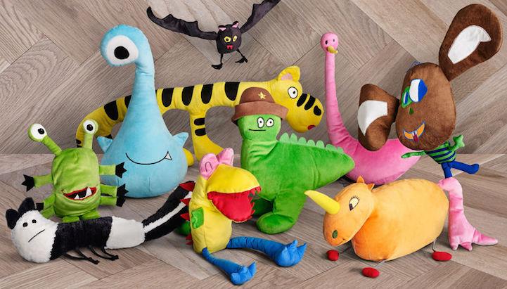 Деца се превръщат в дизайнери на играчки, за да помогнат на други деца (снимки и видео)