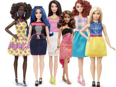Барби стана по-закръглена и мултинационална