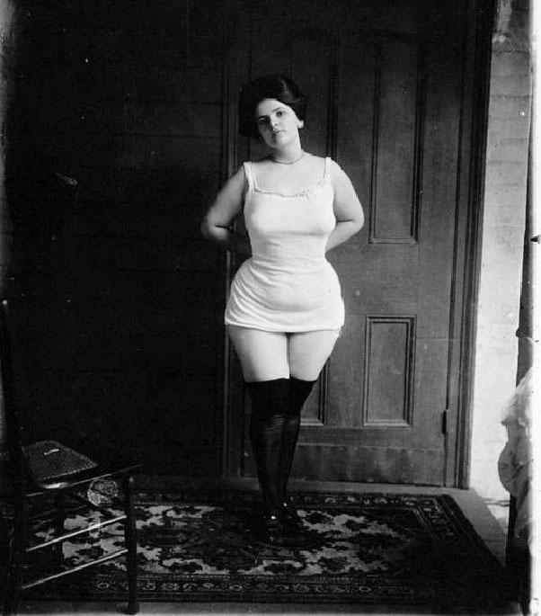 Портрети на проститутки от началото на 20 в.
