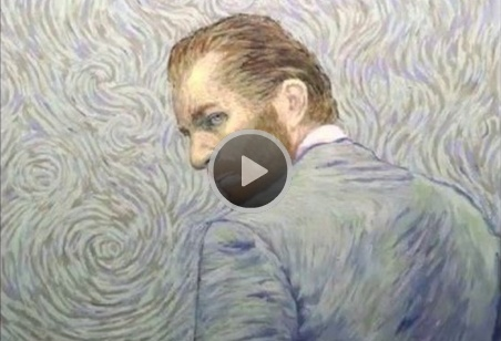 """""""Да обичаш Винсент"""" като пресъздадеш живота му с първата изцяло рисувана пълнометражна анимация (видео)"""