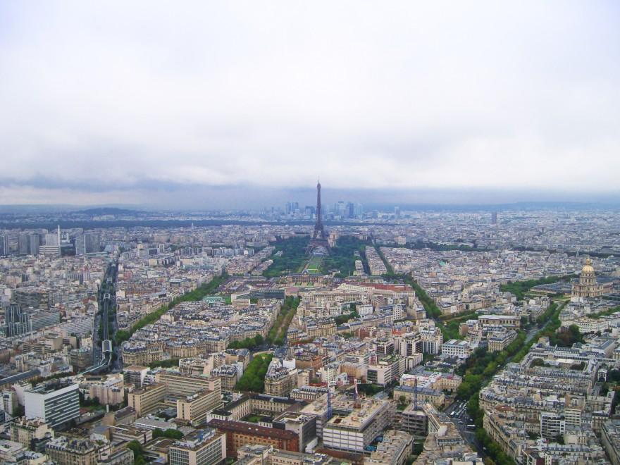 Спомен за Париж от 2009 г.
