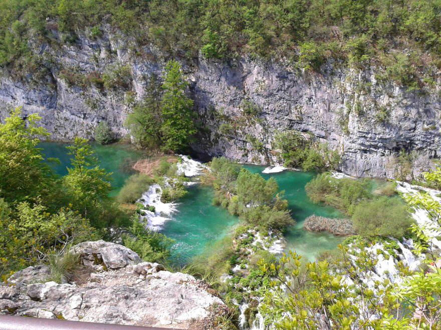 Чудните Плитвишки езера от първо лице