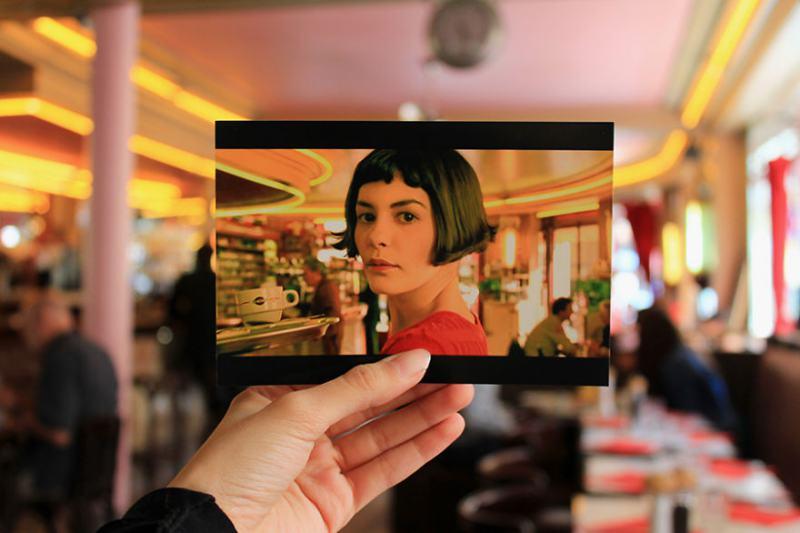 По следите на Амели Пулен: мексиканка пътува до Париж, за да пресъздаде любимите си сцени