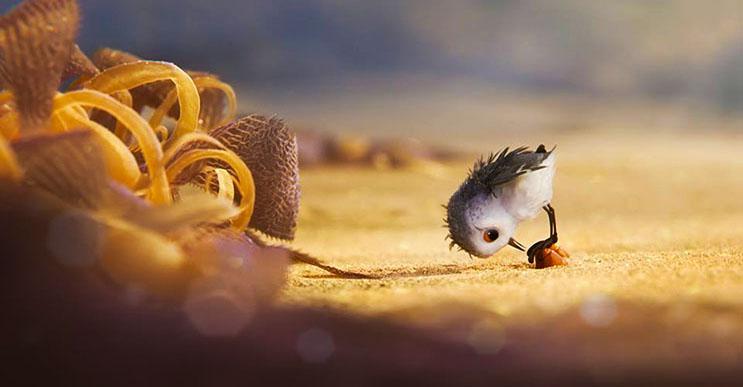 последната късометражна анимация на Pixar