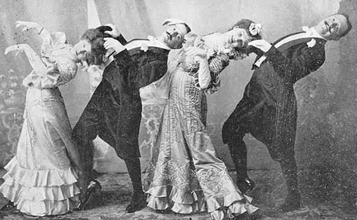 Модерни танци