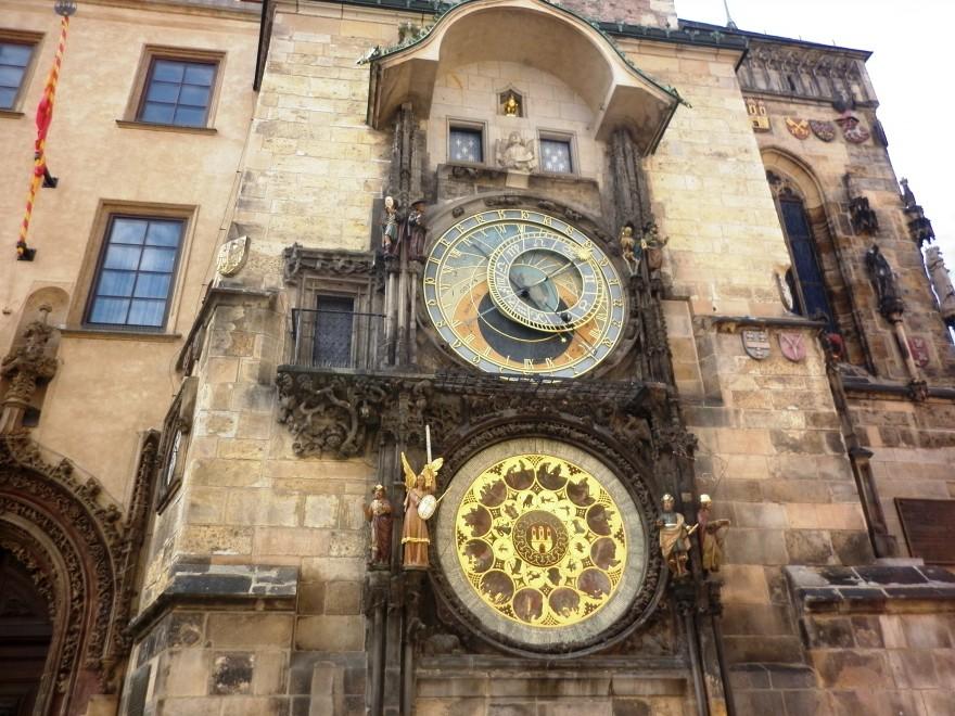 Астрономическият часовник в Прага