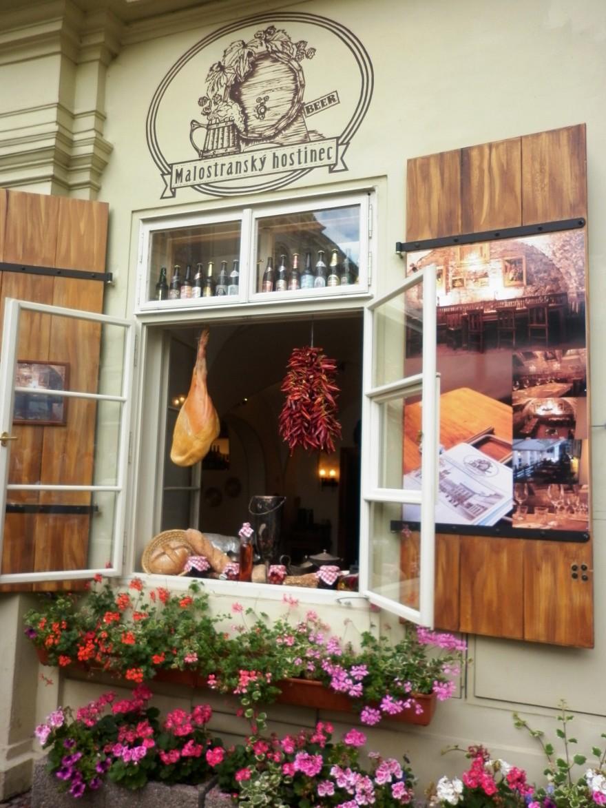 Китно заведение с чешка кухня в Мала Страна
