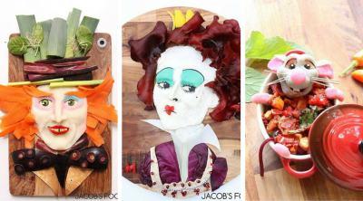 Изкуството да научиш злоядо дете да се храни здравословно (рецепти и снимки)