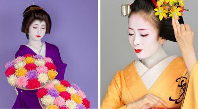 Фотограф прониква в тайния свят на гейшите, опровергавайки митове и клишета (портрети)
