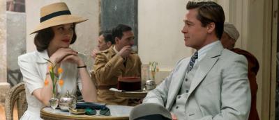 Брад Пит и Марион Котияр се обичат до смърт в първия трейлър на Allied