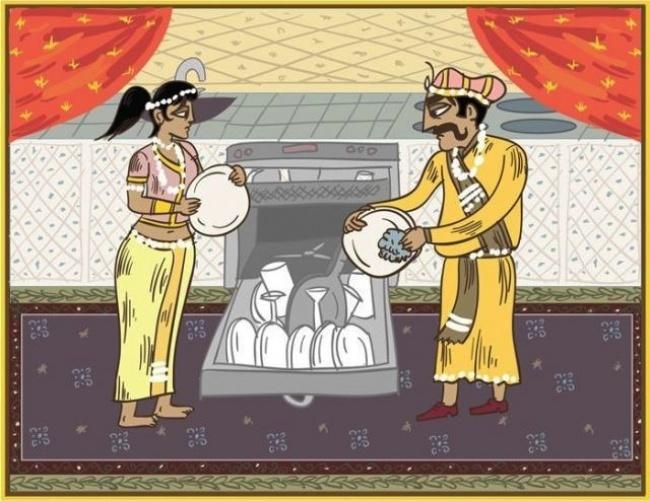 Кама Сутра за женени - поза 2