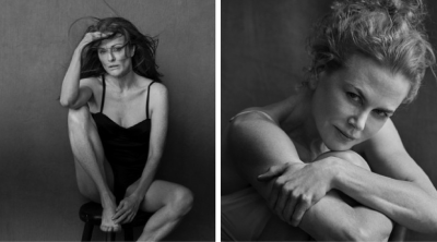 Най-искреният календар на Pirelli: 49-годишната Никол Кидман, 55-годишната Джулиан Мур и още 12 звезди без Photoshop
