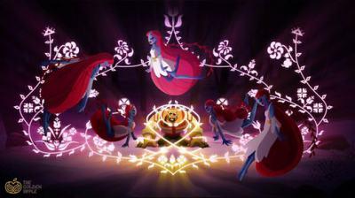 """Легенда за първия кукер: нов филм от фолклорната анимация """"Златната ябълка"""" (видео)"""
