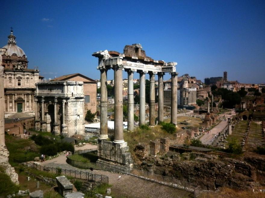 Рим – вечният град, който остава в сърцето