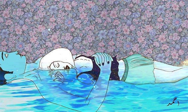 Чувства, които не можем да изречем (илюстрации)