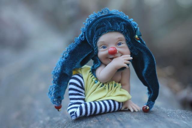 удивително детайлни мини кукли