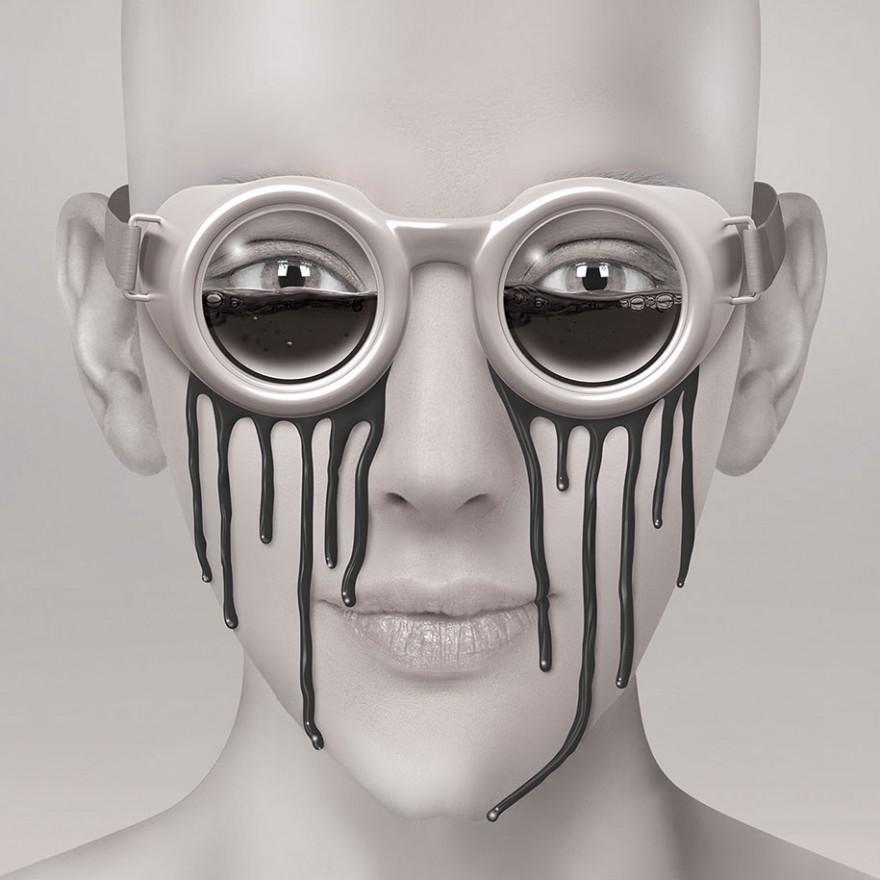 """Полски артист рисува """"Провала на системата"""" в сюрреалистични илюстрации"""