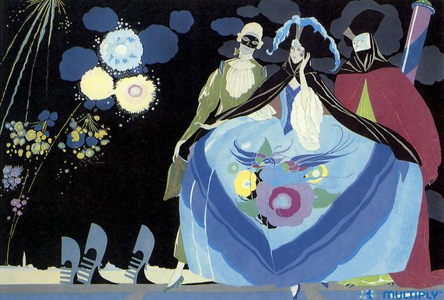 илюстрация на Умберто Брунелески
