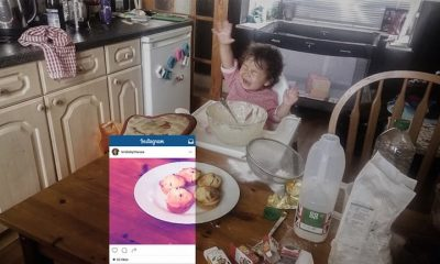 """""""Кухнята, в която живея"""": (облекчаващата) истина зад красивите снимки на храна в Instagram"""