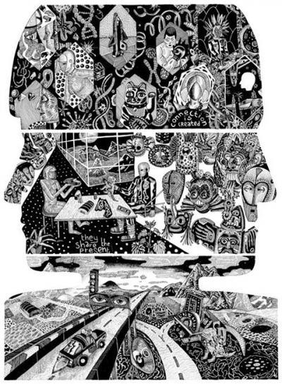 """Борис Праматаров – с първа награда за комикс на международния фестивал """"Фумето"""" в Швейцария"""