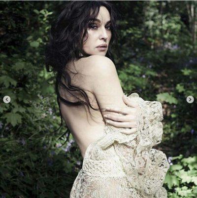 Моника Белучи за Vanity Fair: Аз съм момичето, което бях и което няма да бъда отново (снимки и интервю)