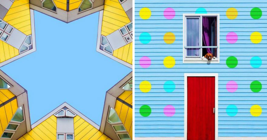 минимализъм и симетрия (снимки)