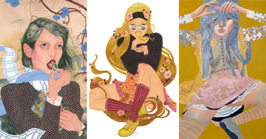 илюстрации на Riikka Sormunen