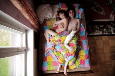 В очакване: интимни портрети на бъдещи родители, сънуващи децата си