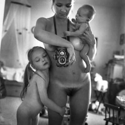 Семейният портрет през погледа (и камерата) на Anastasia Chernyavsky