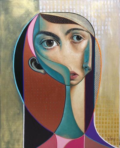 Богатството на човешките емоции: в графитите на испански уличен артист, вдъхновен от Пикасо и… хиперреализма