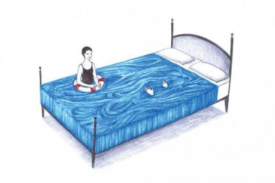 Мрак, поезия и красота в илюстрациите (и анимациите) на Virginia Mori