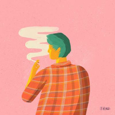 100 Days of Secrets: илюстратор създава безплатни портрети срещу споделена тайна (100-дневен проект)
