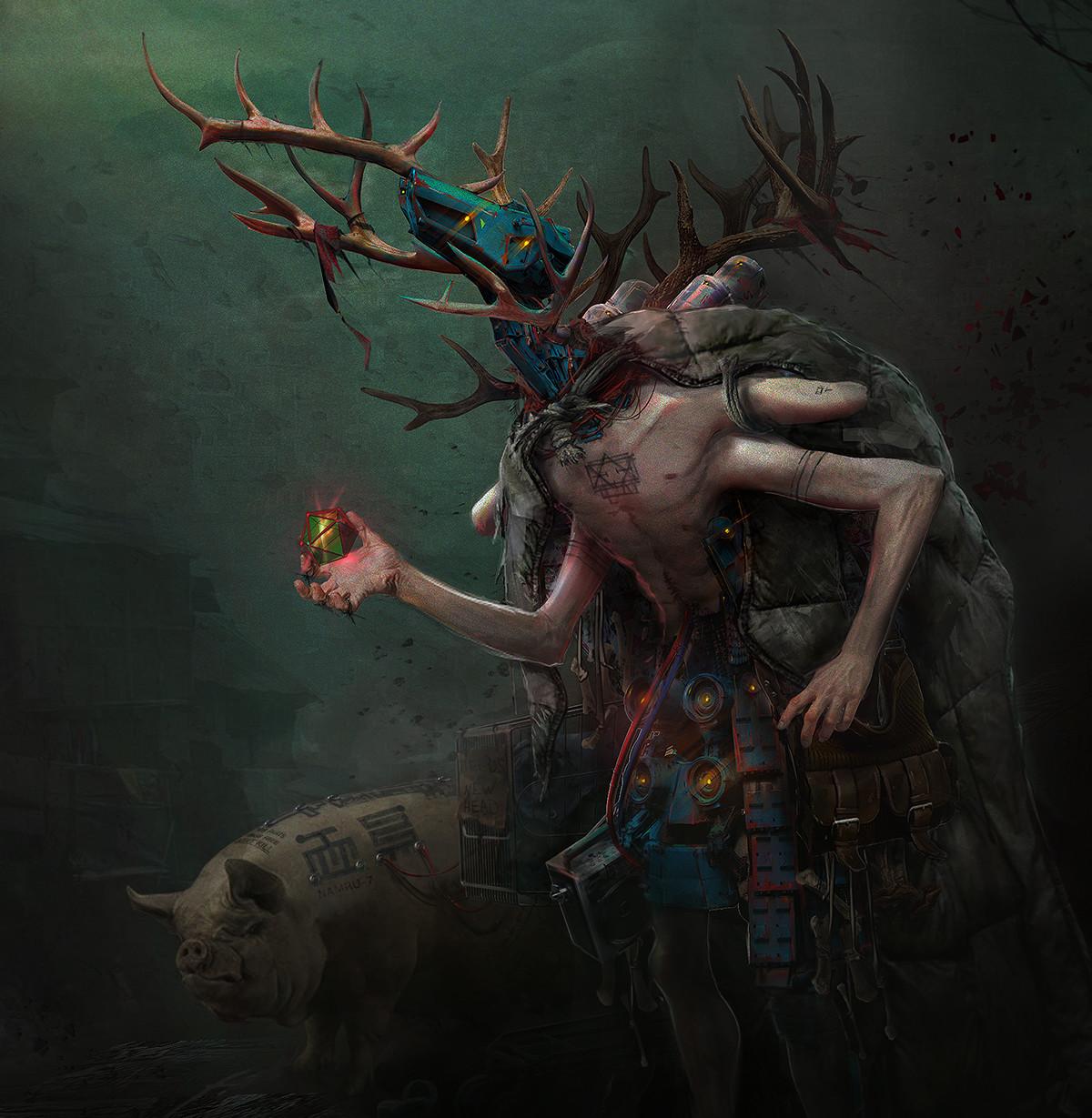 илюстрация на Русен Нанов