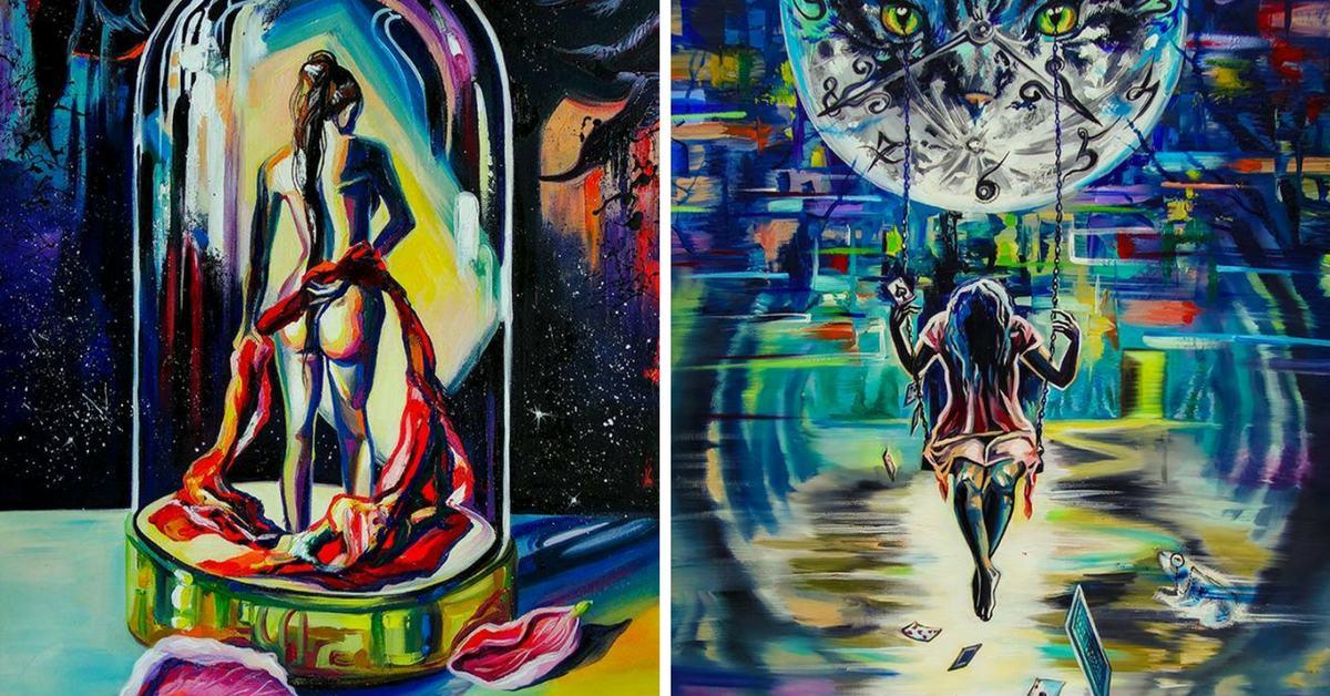 любими приказки през погледа иилюстрациите на Vivien Szaniszlo