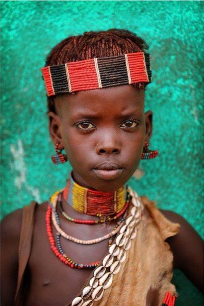Лицата на света: 84 държави, 9 години, един красив фото проект